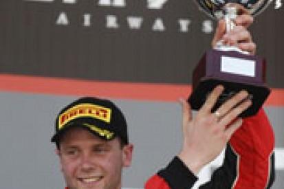 Dean Stoneman lands GP3 drive with Marussia F1 junior team Manor