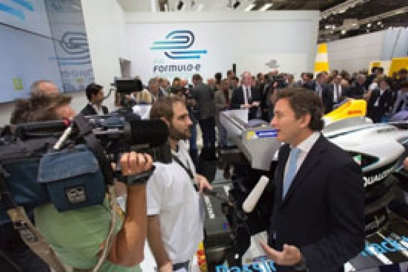 Formula E agrees free-to-air live television deal with ITV4