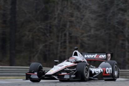 Barber IndyCar test: Power leads Montoya in all-Penske top three