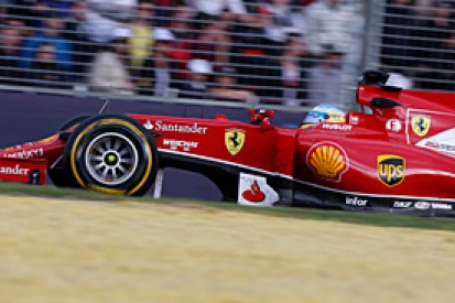 Alonso urges Ferrari to stay calm after slow start to F1 season