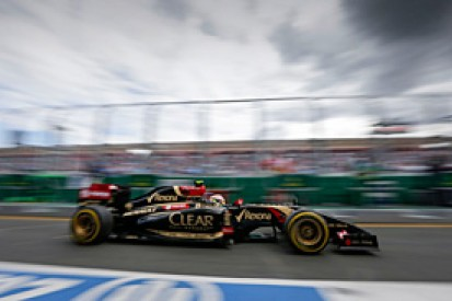 Renault says late start to F1 season is Lotus's problem
