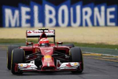 Raikkonen: Ferrari better than F1 Australian GP showing