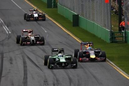 Australian GP: Renault investigating Vettel's race-ending power woe