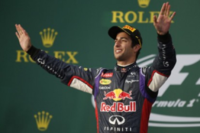 Australian GP: Daniel Ricciardo's Red Bull excluded over fuel flow