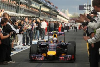 Australian GP: Ricciardo disqualification stewards' ruling in full