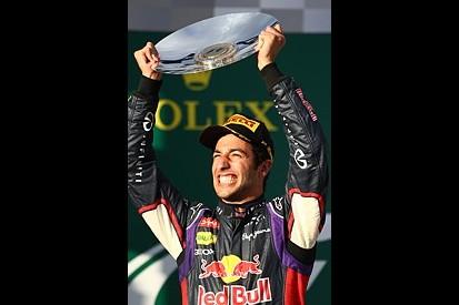 Australian GP: Daniel Ricciardo amazed Red Bull even finished