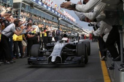 Australian GP: F1 rookie Kevin Magnussen says podium like win