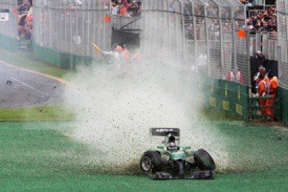 Australian GP: No sanction for Kobayashi over Massa crash