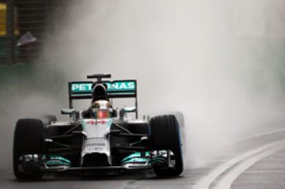 Australian GP: Lewis Hamilton says Mercedes reliability not certain
