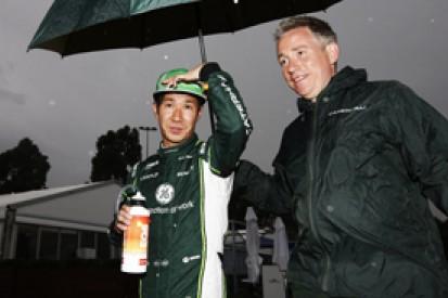 Australian GP: Kamui Kobayashi says Q2 a tribute to Caterham effort