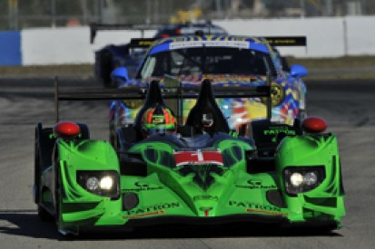 Sebring 12 Hours: Extreme Speed HPD leads at half-distance