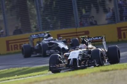 Formula 1 drivers raise safety concerns over fuel saving methods