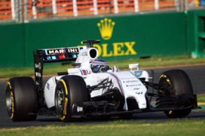 Australian GP: Bottas, Gutierrez get gearbox change grid penalties