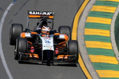 Australian GP: Hulkenberg excited by Force India's F1 2014 potential