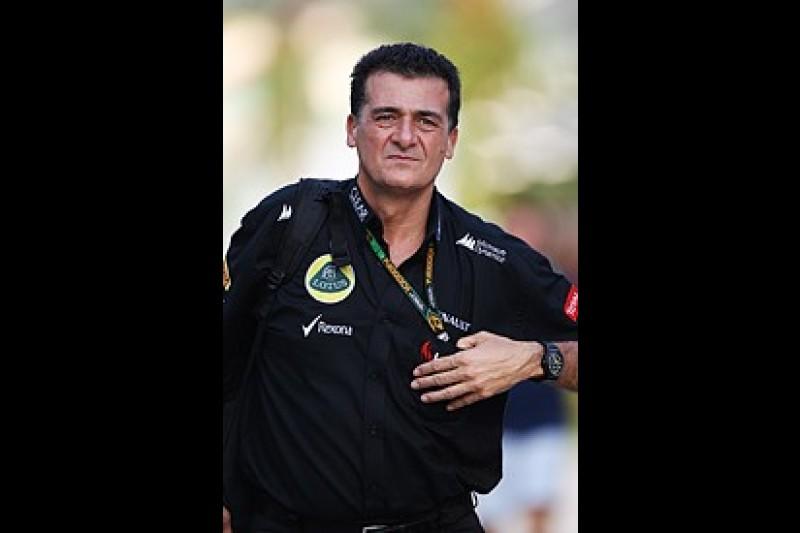 Lotus Formula 1 team promotes Federico Gastaldi to deputy principal