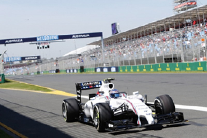 Williams insists budget will not hold it back in 2014 F1 season