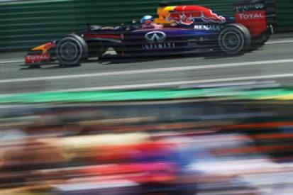 Australian GP: Sebastian Vettel says Red Bull's start a big relief