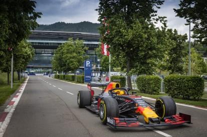 Vor Spielberg: Red Bull RB15 geht auf große Österreich-Tour