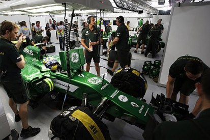 Caterham F1 technical director Mark Smith leaves amid restructure