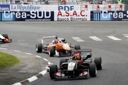Pau Euro F3: Lotus F1 junior Esteban Ocon wins eventful opener
