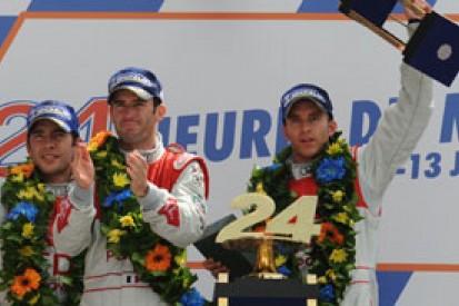Porsche: Bernhard/Dumas WEC split done to ensure line-up equality