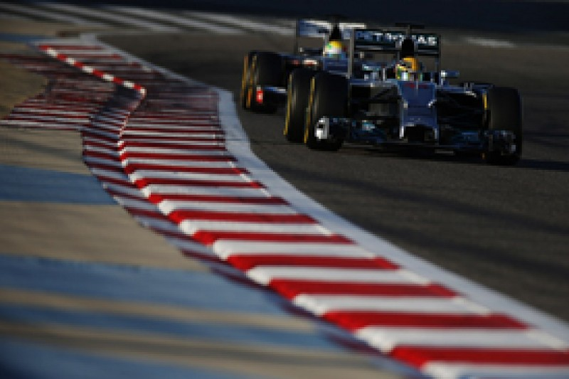 FIA approves Formula 1 qualifying changes for 2014 season