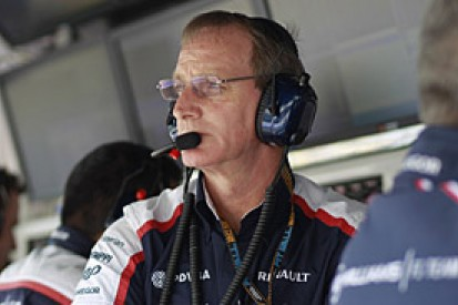 Williams F1 race team manager Dickie Stanford leaves role