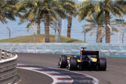 Abu Dhabi GP2 test: Jolyon Palmer stays on top, Conor Daly rolls