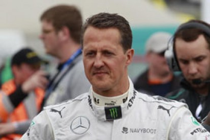 Michael Schumacher showing 'small, encouraging signs' in hospital