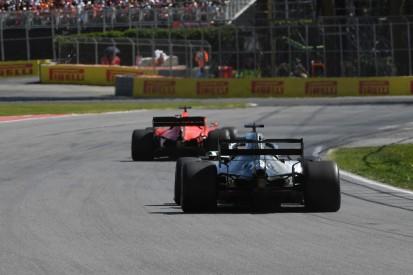 Mercedes erklärt: Warum Hamilton im zweiten Stint schneller war