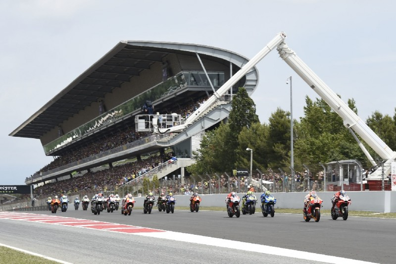 Historie, Wetter, Zeitplan: Alle Infos zur MotoGP in Barcelona