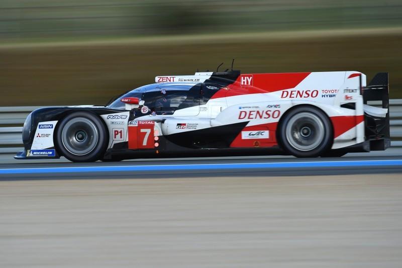3-Minuten-Strafe für Conway-Toyota auf Bewährung in Le Mans