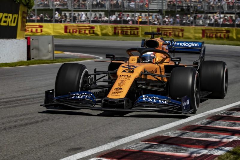 McLaren in Montreal: Bremsprobleme auch bei Carlos Sainz