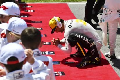 Daniel Ricciardo: Sportliche Kindheit hilft später in der Karriere