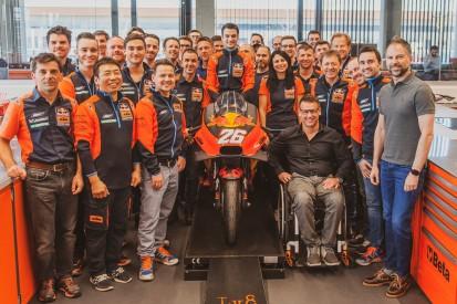 Nach Pedrosas Test in Brünn: KTM kurz vor dem Durchbruch?
