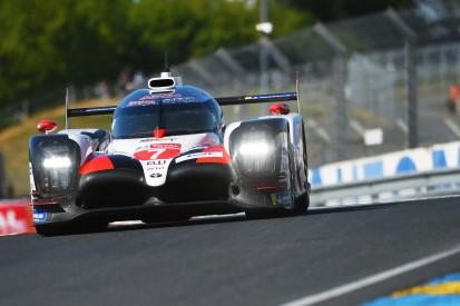 2. Qualifying 24h Le Mans: Toyota brennt starke Zeit in den Asphalt