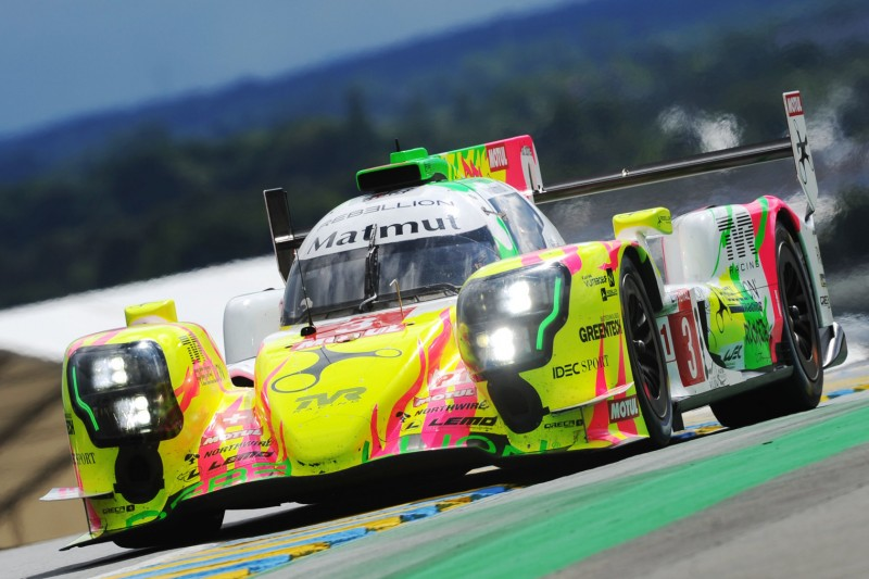 Rebellion auch in der WEC 2019/2020 in der LMP1 am Start