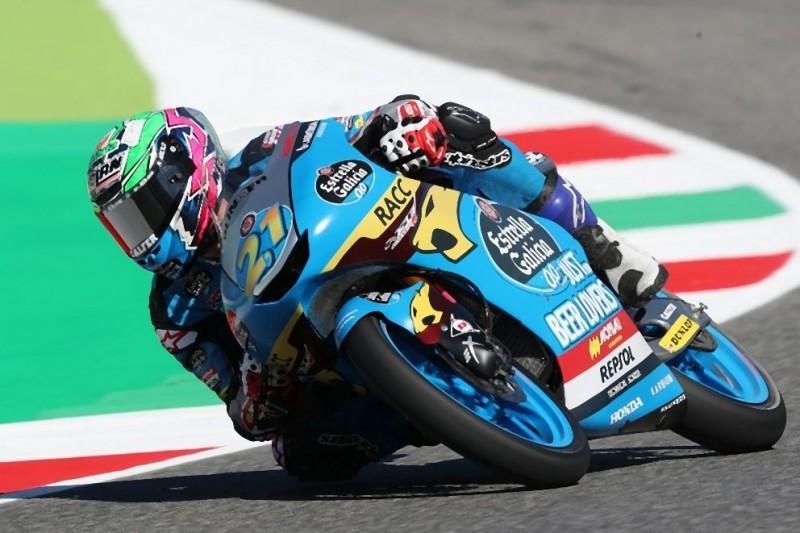 Moto3 FT1 Barcelona: Zwei Spanier an der Spitze