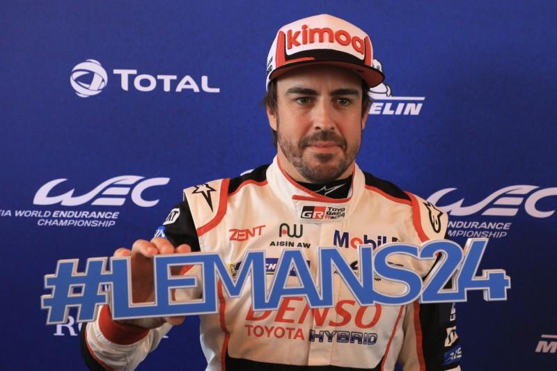 Fernando Alonso: Könnten mit weniger Pech schon Weltmeister sein