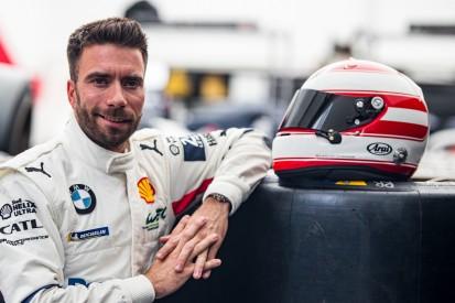 Philipp Eng würdigt Roland Ratzenberger in Le Mans mit Helmdesign