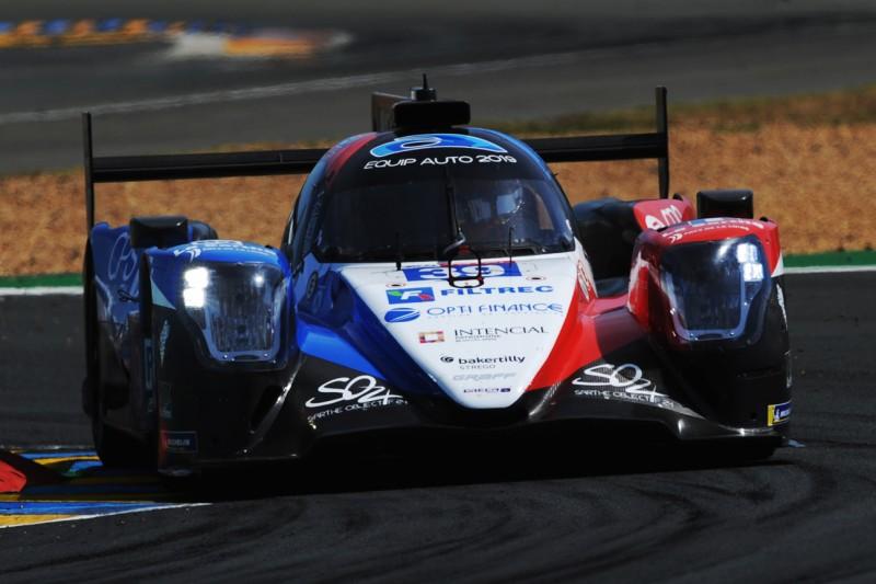 Satte Strafe: Graff verliert LMP2-Pole in Le Mans