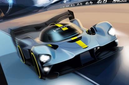 Offiziell: Aston Martin kündigt Hypercar-Programm für 2020/21 an