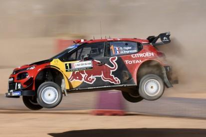 WRC Rallye Italien: Sebastien Ogier nach Aufhängungsschaden ausgeschieden