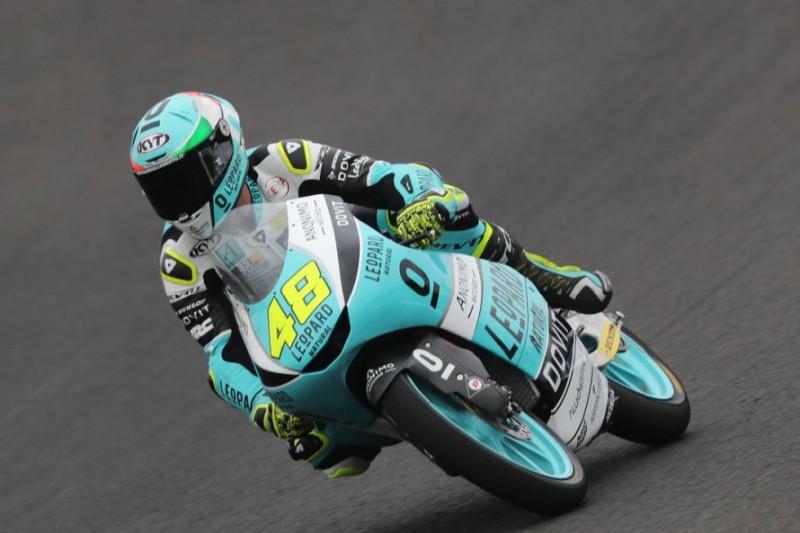 Moto3 Barcelona FT2: Regen am Schluss - Dalla Porta vorn