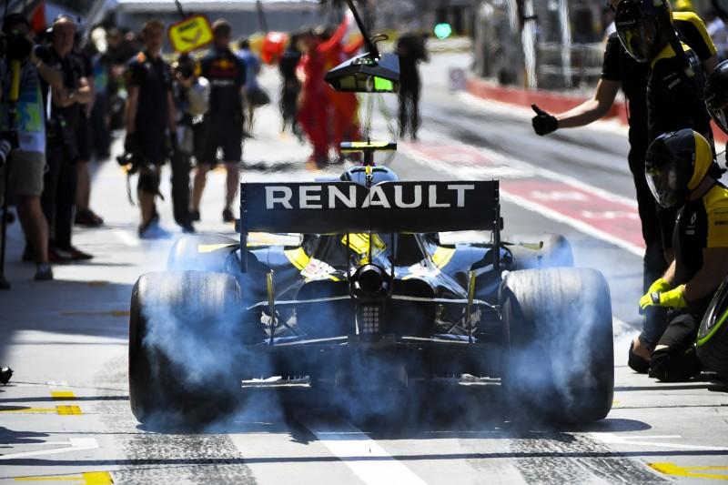 """""""Auf Kurs"""" zu P4: Renault freut sich über Aufschwung vor dem Heimrennen"""
