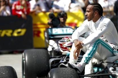 Lewis Hamilton: Brauche keine Anerkennung, um glücklich zu sein