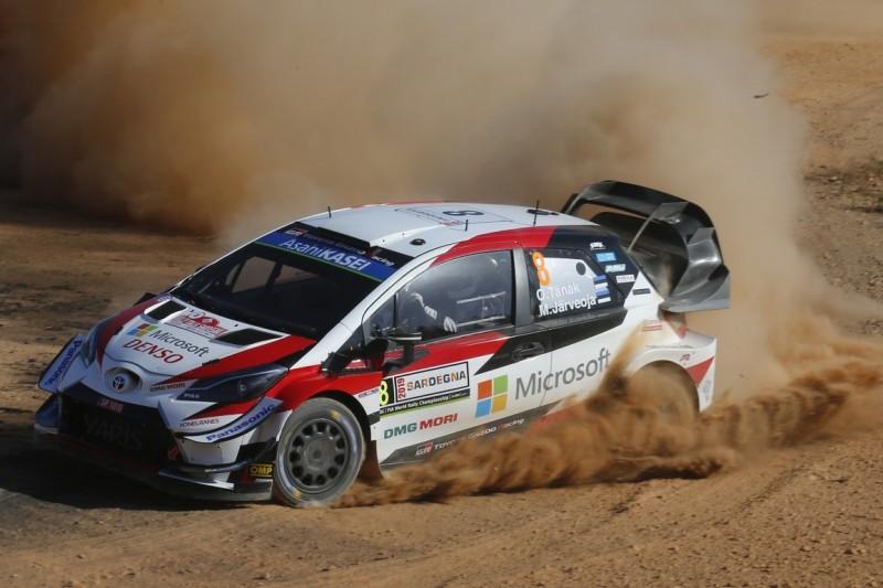 WRC Rallye Italien: Ogier und Neuville straucheln - Tänak souverän