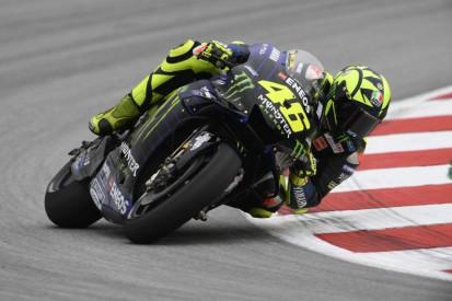 Barcelona: Rossi am Freitag zweimal Top 10, stellt neuen Auspuff zurück