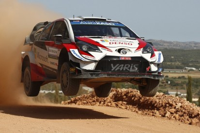 WRC Rallye Italien: Ott Tänak entreißt Dani Sordo die Führung