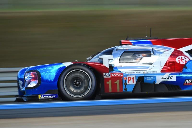 SMP blockierte neue LMP1-Reifen für Le Mans